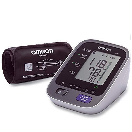[Altes Modell] Omron M500 Oberarm-Blutdruckmessgerät mit Intelli Wrap Manschette