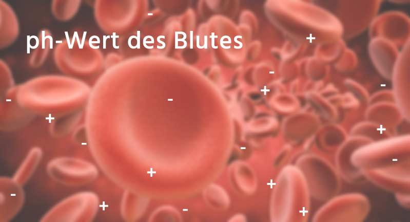 ph-Wert des Blutes