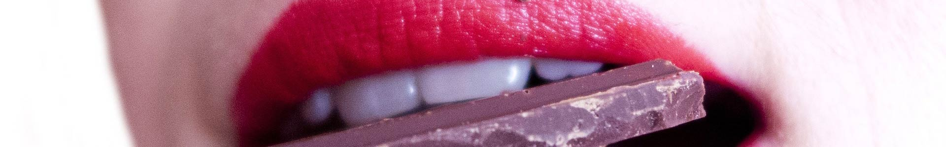 Zahn-Schokolade