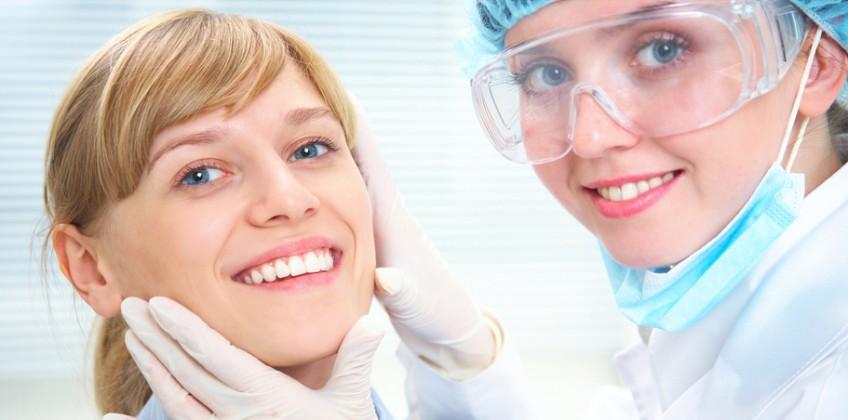Amalgamentfernung durch einen Zahnarzt