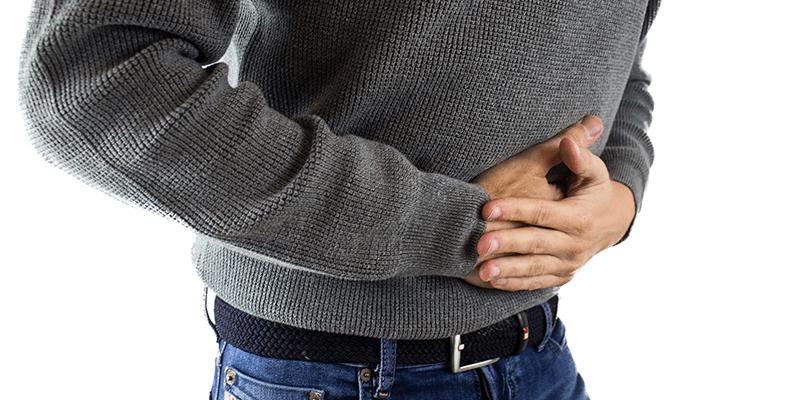 Die Behandlung von Bauchschmerzen