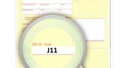 ICD-10 Diagnoseschlüssel J11