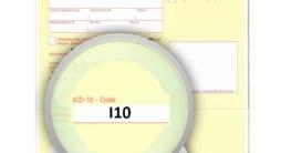 ICD-10 Diagnoseschlüssel I10