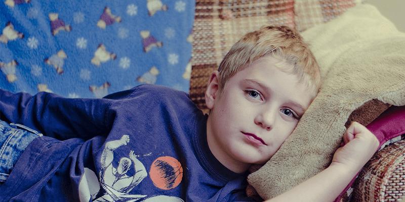 Behandlung von Schmerzen bei Kleinkindern