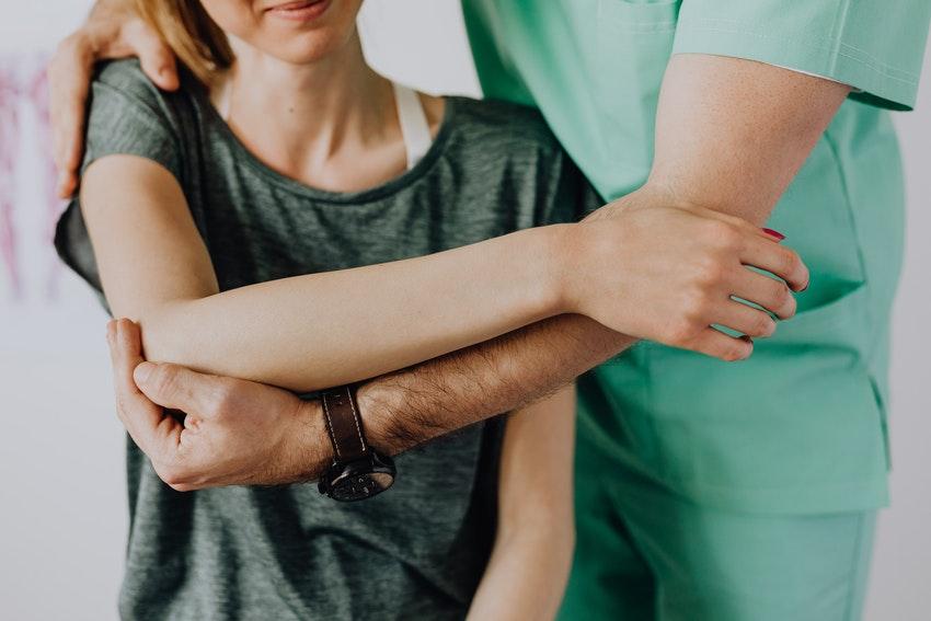 Die Ursachen von Schulterschmerzen